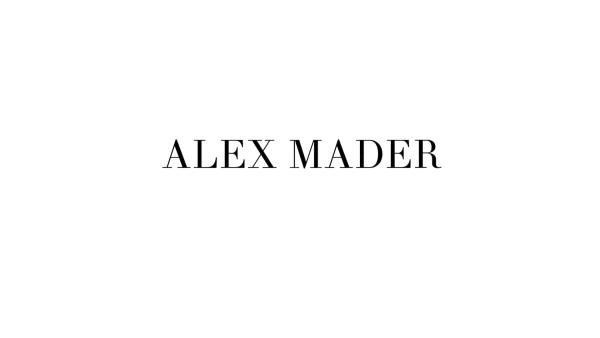 Alex Mader – Fotograf