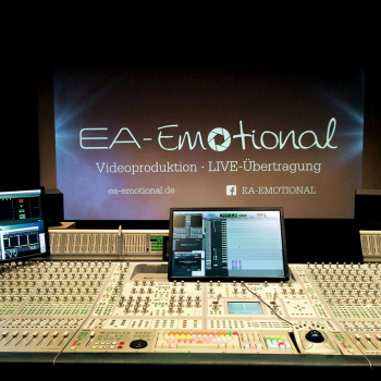 EA-Emotional 5.1 Surround-Sound Mischung für Kinowerbung.