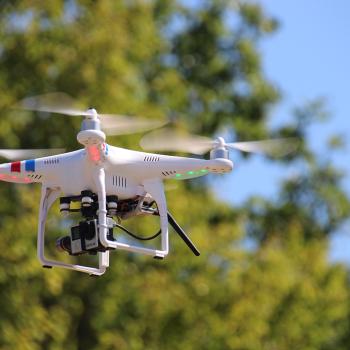 Unsere Drohne für beeindruckende Luftaufnahmen.